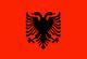 Albanien Flag