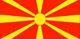Makedonien Flag