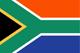 Sydafrika Flag